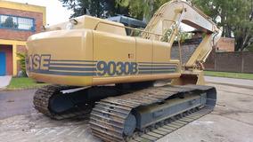 Excavdora Case 9030 B Año 2001