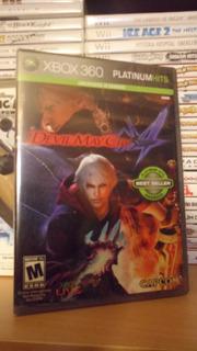 Devil May Cry 4 - Nuevo Y Sellado - Xbox 360