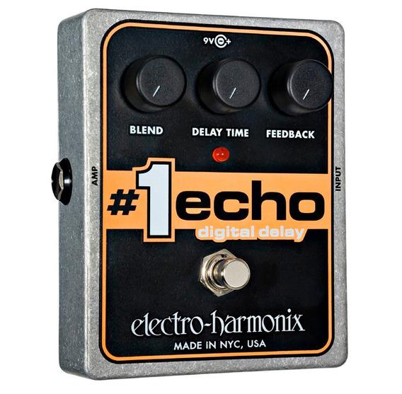 Pedal Para Guitarra Electro-harmonix Echo 1