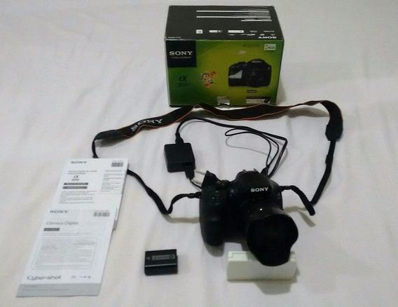 Câmera Sony Alpha 3000 Novíssima C/ Caixa Bateria Carregador