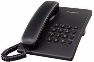 Telefono Panasonic Kx-ts500meb Negro O Blanco