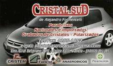 Parabrisas Cristal Sud (fiat.ford.renault.peugeot.vw. Etc)