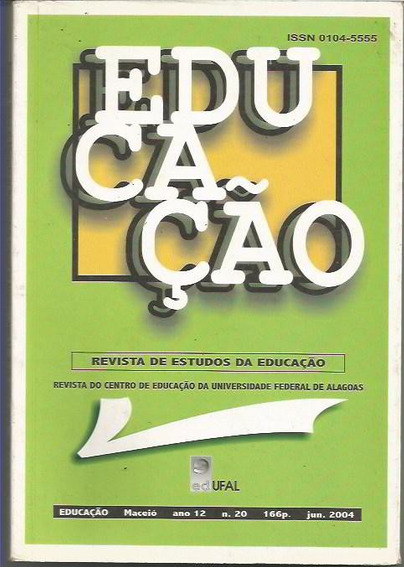 542 - Literatura Educação - Universidade Federal De Alagoas
