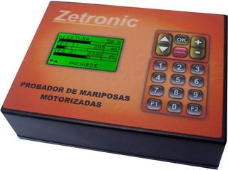 Probador Mariposa Pedal Zetronic Full + Soft Taller +cuotas