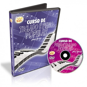 Curso De Teclado E Piano Vol 2