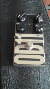 Lovepedal Od11 Overdrive/distortion