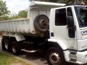 Ford Cargo 2428 - Ano 2009