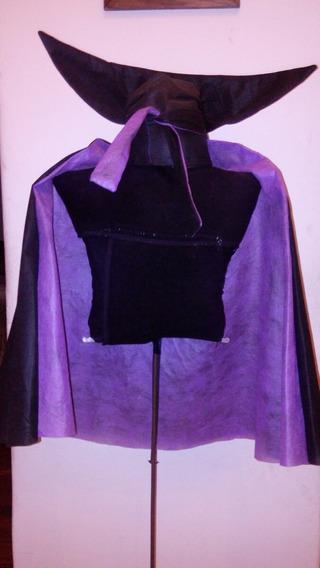 Capa Disfraz Dracula Transilvania 2-8 Halloween