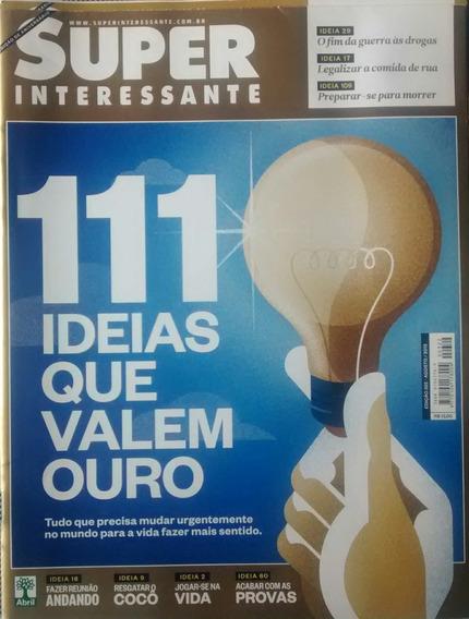*rev. Super Interessante 111 Ideias Que Valem Ouro*