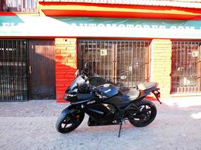 Kawasaki Ninja 250cc Negra 2009 *impecable*