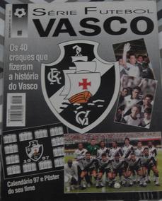 Pôster Vasco - Campeão Brasileiro De 1997