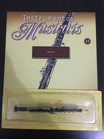 Coleção Instrumento Musical Salvat Fascículo 13 C/ Revista