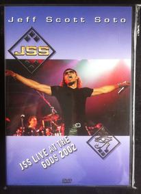 Dvd Jeff Scott Soto Live At Godz Frete Grátis