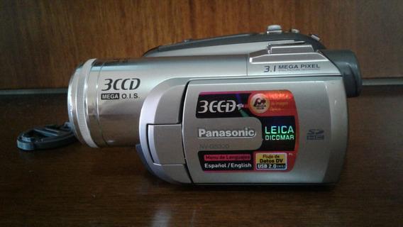 Filmadora Panasonic Leica 3.1 Mega Pixel Nv_gs320