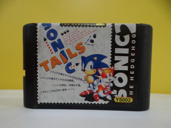 Sonic Tails 2 - Mega Drive
