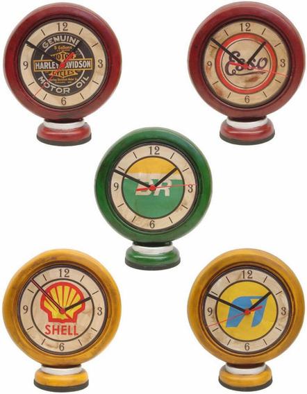 Relógios Globo Bomba De Combustível Vintage Frete Gratis