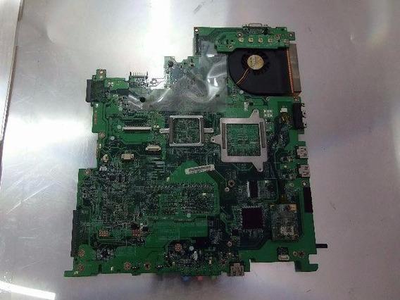 Placa Mãe Notebook Acer Aspire 3000 5000 Com Defeito