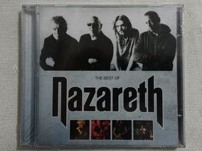 Cd Nazareth - The Best Of Nazareth Novo, Lacrado