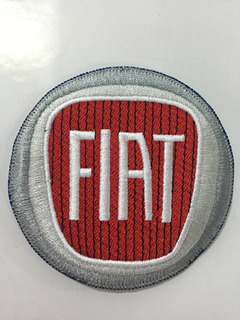 Parche Fiat Logo
