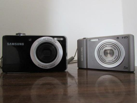 Câmeras Pl 100, St64 E Mirage Slim. Ótima Oportunidade!