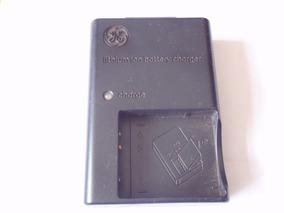 Carregador Bateria Camera Ge J1250, J1050, R1200 Original