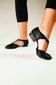 64f537627 Sapato Jazz Couro Sintético Dança - Calçados, Roupas e Bolsas com o ...