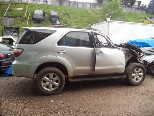 Imagem 1 de 8 de Sucata Toyota Hilux Sw4 2.7  4x2 Gasolina 2009