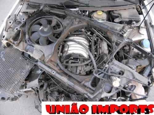 Audi A4 2.4 V6 2001 (para Reposição De Peças)