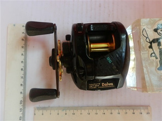 Carretilha Daiwa P S 2 - 5b Até Linha 0,40mm Rio Japonesa