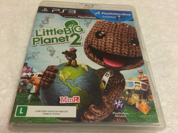 Little Big Planet 2 (sony Playstation 3, 2010)