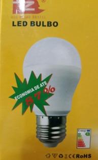 Kit Lampada De Led De 7w 50,00