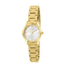 Kit 4 Relógios Pratas E Dourados Elásticos!
