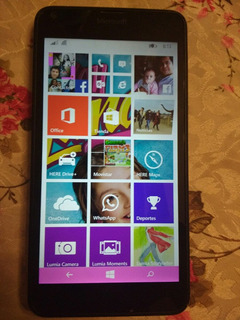 Microsoft Lumia 640 4g Para Movistar.