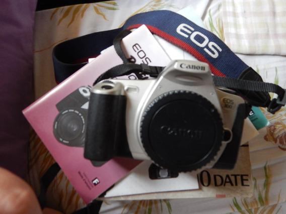 Câmera Canon 300 Data, Para Filme
