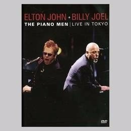 John Elton Joel Billy The Piano Men / Live In Tokio Dvd Sb