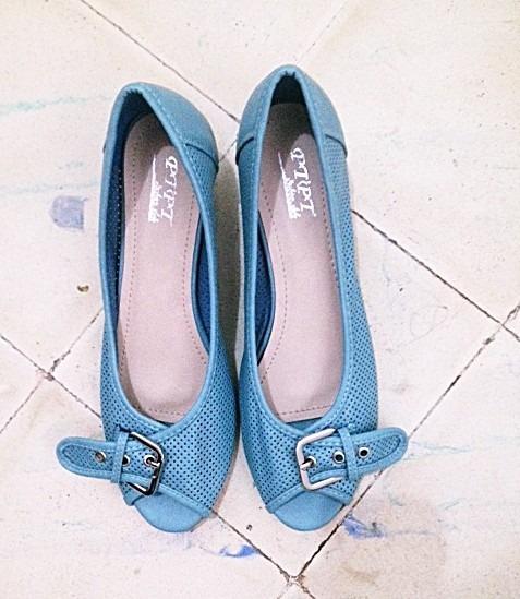 Sapato Feminino Importado Sapatilha - 014