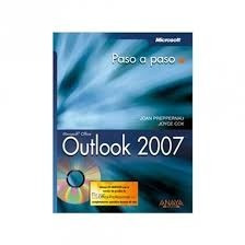 Libro Físico - Outlook 2007 - Paso A Paso - Anaya