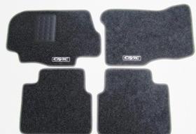 Tapete Carpete Super Luxo Honda Civic Ex Lx - 1996 A 2000
