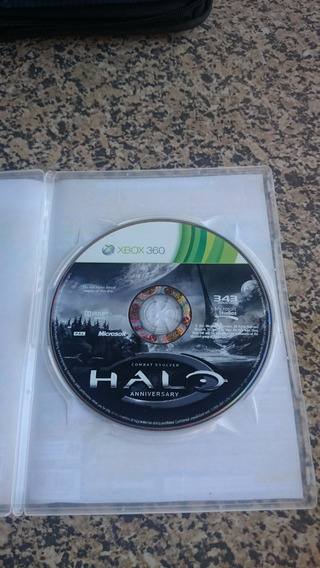 Halo Combat Evolved [ntsc/pal] S/capa Xbox 360-frete:r$10