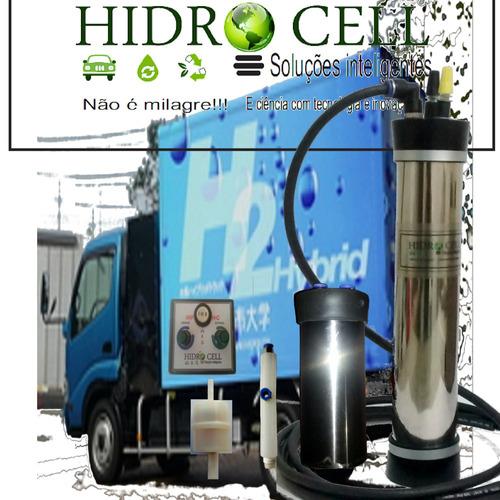 Kit Gerador De Hidrogênio Caminhões De Porte Médio