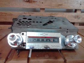 Rádio Chevrolet Antigo  Rc 03 J