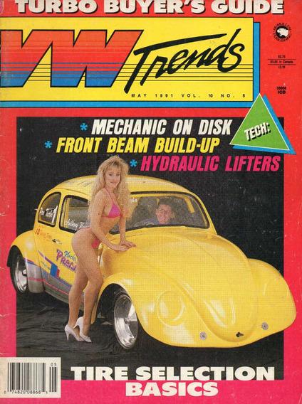 Revista Vw Trends May 91 Vol 10