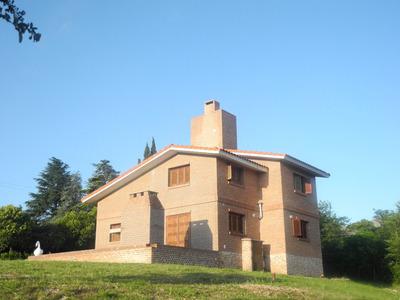 Chalet Casa De Campo - Huerta Grande.