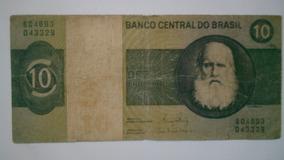 Nota De 10 Cruzeiro