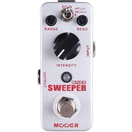 Pedal Contrabaixo Mooer Sweeper Bass Dynamic Filter Original