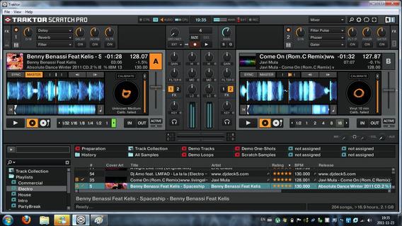 Traktor Pro Scratch 2.11 Mac Os X - Com Suporte