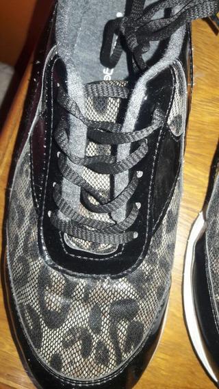 Zapatillas De Mujer Num 37 Savage