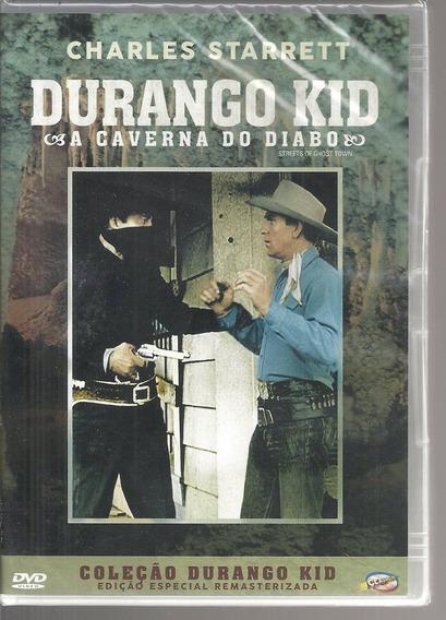 Dvd Durango Kid A Caverna Do Diabo Classicline Bonellihq