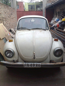 Volkswagen Escarabajo Aleman 1975