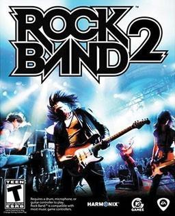 Rock Band 2 - Xbox 360 - Midia Fisica